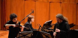 Medial 623 Trio Pokret, composer recital, Kolarac, Belgrade, 2014.